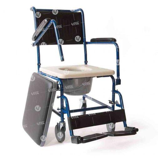 Αμαξίδιο Τροχήλατο με WC-KS301