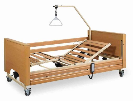 Νοσοκομειακό κρεβάτι ηλεκτρικό KS154