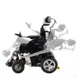 Mobility Power Chair VT61036 MAX