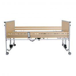 Νοσοκομειακό ηλεκτροκίνητο κρεβάτι «V-ERGO» WOOD